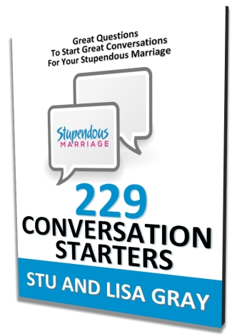 229 Conversation Starters for Couples