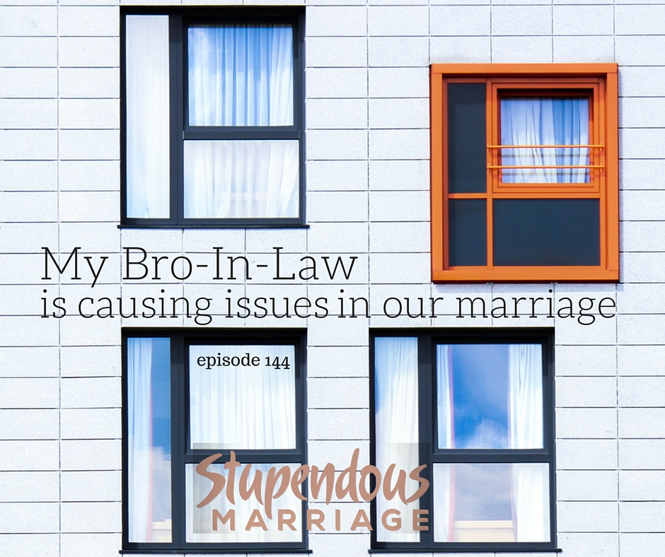 Inlaws causing issues in marriage