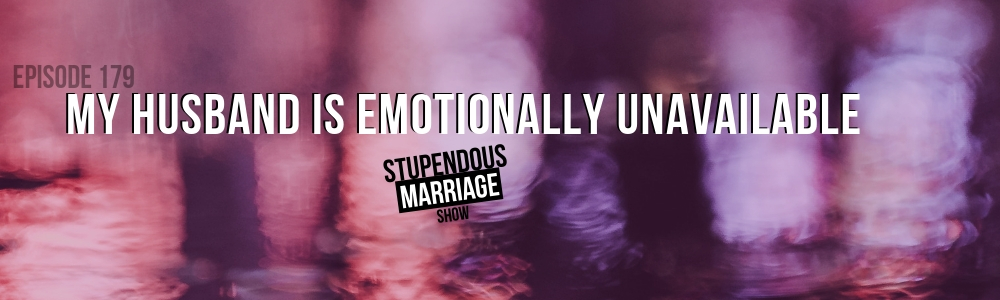 Answering Your Marriage Questions on The Stupendous Marriage Show